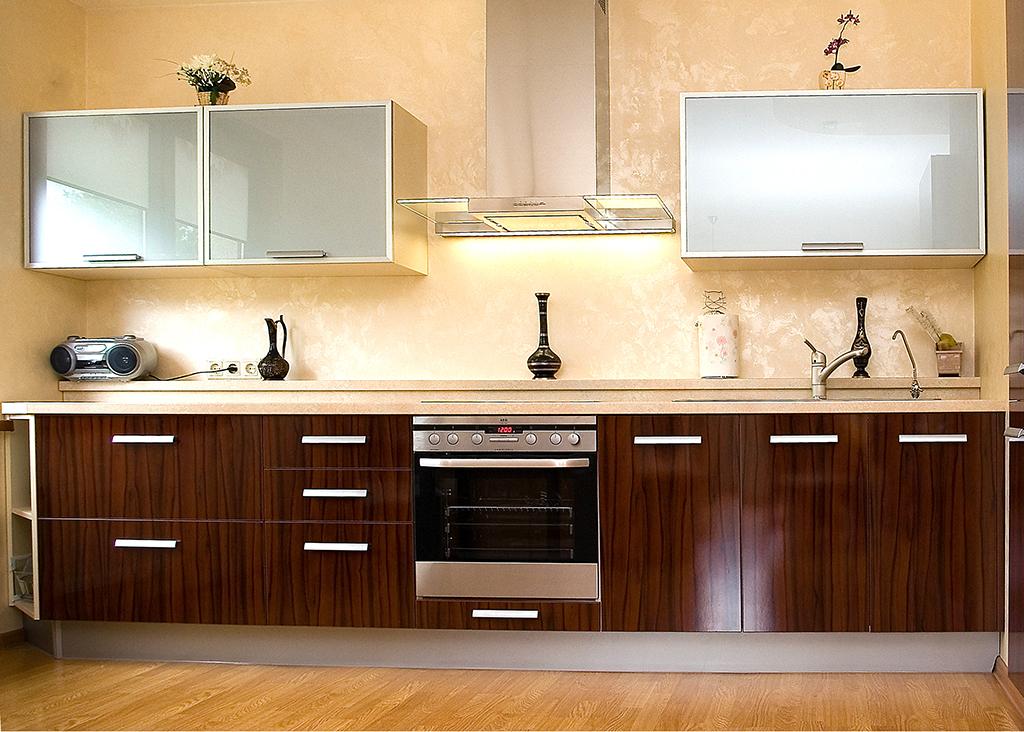 мебель кухни цвета кедр фото были